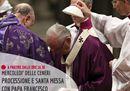 DIRETTA VIDEO: Francesco celebra la Messa delle Ceneri