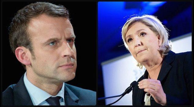 Forza francesi, al ballottaggio usate LE PENne per cucinarvi il MACRON.Che poi ci pensa la nazista a cucinarsi tutti voi!