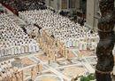 Come dev'essere un'omelia, quali sentimenti deve avere un prete: il Papa sacerdote tra i sacerdoti