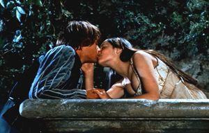 Romeo e Giulietta di Franco Zeffirelli (1968), con Olivia Hussey e Leonard Whiting