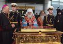 San Nicola lascia Bari e vola a Mosca. È la prima volta in 930 anni