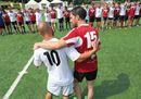 Detenuti contro  professionisti: il Rugby per ricominciare