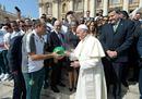 Le più belle immagini dell'udienza generale del Papa
