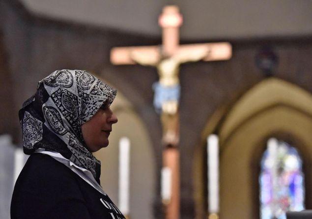 Risultati immagini per cattolici immigrati