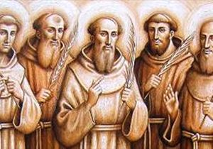 Santi Protomartiri Francescani