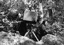 Bergman sul set de Il settimo sigillo 02.jpg