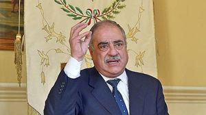 Il sindaco di Como (di Forza Italia) Mario Landriscina.