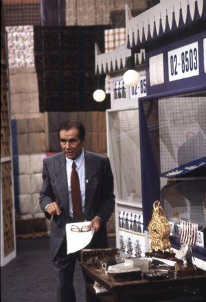 Enzo Tortora, 30 novembre 1928 - 18 maggio 1988. Foto Ansa