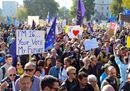 La marcia contro la Brexit