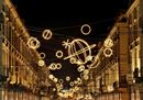 Luminarie di Natale, ammiriamole in taxi