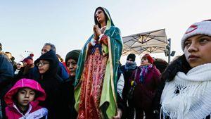 Papa Francesco: messa in diretta per la festa della Madonna di Guadalupe