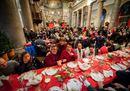 Aggiungi un posto a tavola, Natale con la Comunità di Sant'Egidio