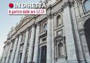 Gaudete et exsultate: la presentazione in diretta dalla Sala Stampa Vaticana