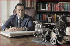 L'avvocato Gian Ettore Gassani