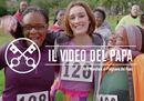 La videopreghiera del Papa: «Per i laici che non hanno paura di aiutare»