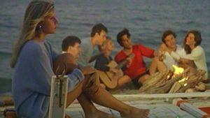 Una scena di Sapore di mare (1982), uno dei film più amati di Carlo Vanzina