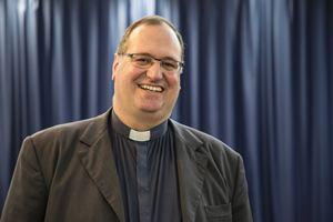 Don Michele Falabretti, responsabile del Servizio nazionale per la pastorale giovanile. Foto tratta dal sito ufficiale della Conferenza episcopale italiana (Cei).