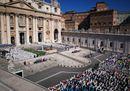 Messa con i giovani e incontro con il Papa: la diretta da Piazza San Pietro