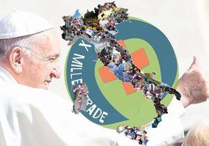 Il Papa incontra i giovani a Roma, diretta dal Circo Massimo