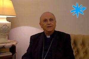Mons. Vito Angiuli, vescovo della diocesi di Ugento - Santa Maria di Leuca