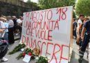 Genova ricorda le vittime del Ponte con una cerimonia spezzata