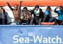 L'odissea infinita dei 47 migranti della Sea Watch