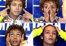 Valentino Rossi, i 40 anni del campione ragazzino