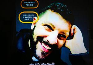 Don Vito Martinelli: «Il dramma non è la morte ma morire senza aver trovato un senso alla vita»
