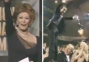 L'Oscar a La vita è bella: 20 anni fa l'esplosione di gioia di Benigni