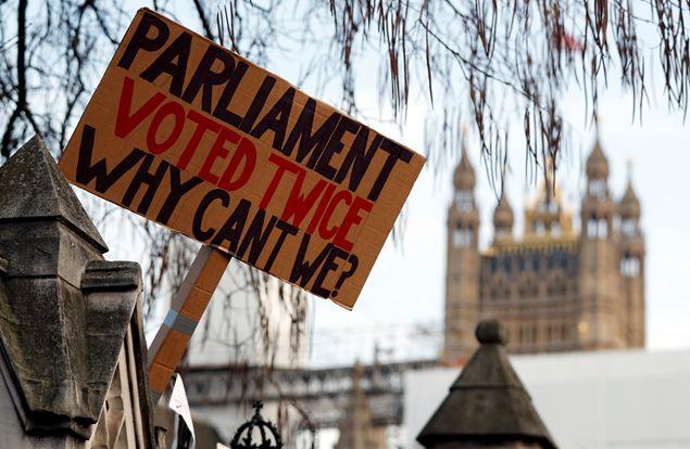 Brexit, Ue pronta ad un'uscita senza accordo