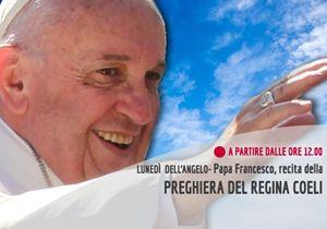 Diretta streaming, Lunedì dell'Angelo: il Regina Coeli di papa Francesco