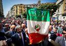 25 aprile, da Vittorio Veneto a Milano, le più belle immagini delle celebrazioni