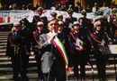 25 aprile, il sindaco di Palermo Orlando invita alla disobbedienza contro Salvini