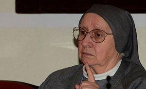 Suor Eugenia Bonetti, 80 anni