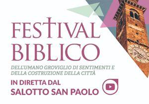 In diretta dal Festival Biblico 2019: Dell'umano groviglio di sentimenti e della costruzione della città